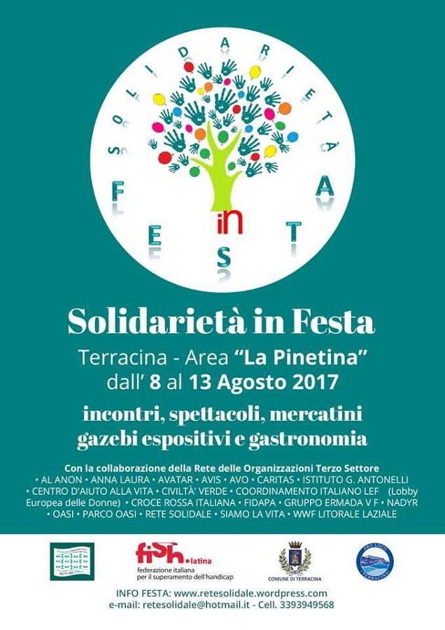 Solidarieta in festa